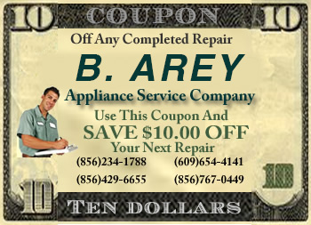 Print This Coupon for $10 Off Any Appliance Repair